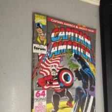 Cómics: CAPITÁN AMÉRICA & MIGHTY THOR VOL. 2 Nº 3 / MARVEL - FORUM. Lote 277708768