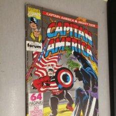 Cómics: CAPITÁN AMÉRICA & MIGHTY THOR VOL. 2 Nº 3 / MARVEL - FORUM. Lote 277708808