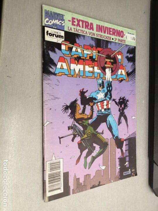CAPITÁN AMÉRICA EXTRA INVIERNO: LA TÁCTICA VON STRUCKER 3ª PARTE / MARVEL - FORUM (Tebeos y Comics - Forum - Capitán América)