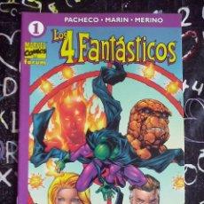 Cómics: FORUM - 4 FANTASTICOS VOL. IV NUM. 1 . PERFECTO ESTADO. Lote 277712408