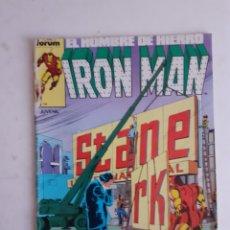 Cómics: IRON MAN. FORUM. N° 25. LA VENGANZA DE TIZON 2.ª PARTE.. Lote 277715078
