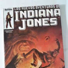 Fumetti: INDIANA JONES - RETAPADO CON LOS Nº 11 AL 15. Lote 277717653