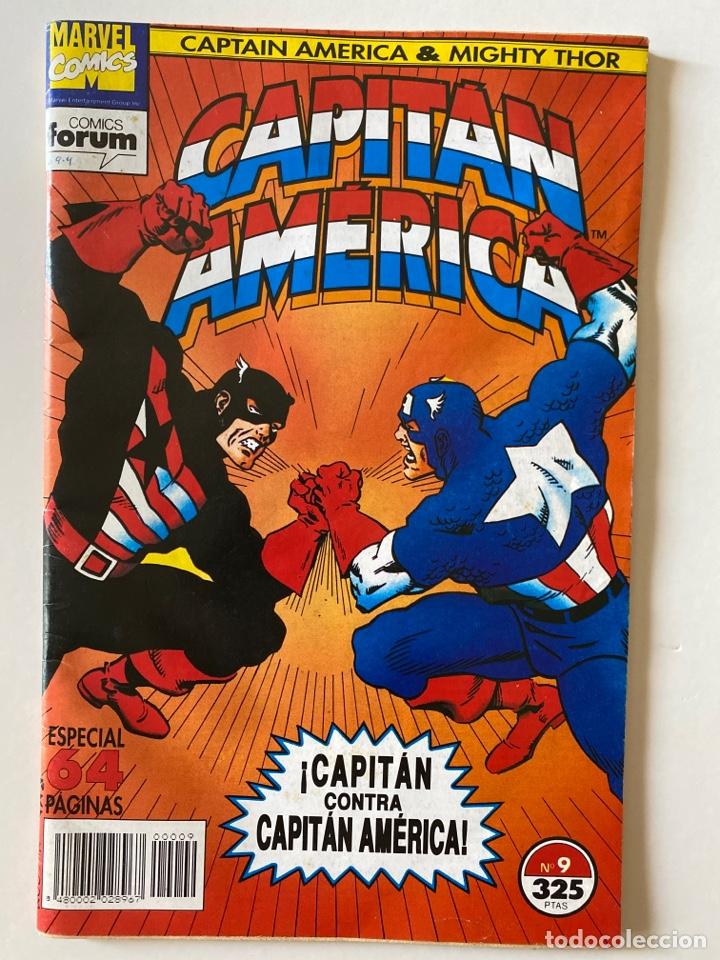 AMÉRICA & THOR VOL2 #9 FÓRUM BUEN ESTADO (Tebeos y Comics - Forum - Capitán América)