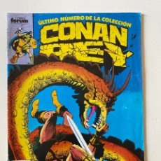 Cómics: CONAN REY #66 FÒRUM 1ª EDICIÓN. Lote 277722373