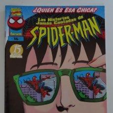 Cómics: COMIC DE LAS HISTORIAS JAMÁS CONTADAS DE SPIDERMAN (Nº 16) - FORUM. Lote 277729283