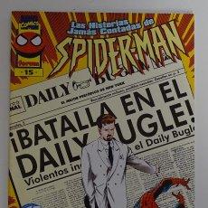 Cómics: COMIC DE LAS HISTORIAS JAMÁS CONTADAS DE SPIDERMAN (Nº 15) - FORUM. Lote 277729463