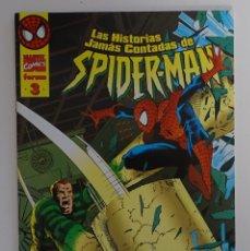 Cómics: COMIC DE LAS HISTORIAS JAMÁS CONTADAS DE SPIDERMAN (Nº 3) - FORUM. Lote 277729503