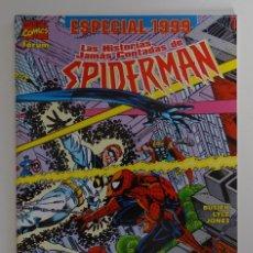 Cómics: COMIC DE LAS HISTORIAS JAMÁS CONTADAS DE SPIDERMAN (ESPECIAL 1999) - FORUM. Lote 277729653