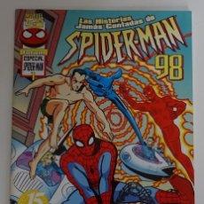 Cómics: COMIC DE LAS HISTORIAS JAMÁS CONTADAS DE SPIDERMAN 98 (ESPECIAL Nº 1) - FORUM. Lote 277730358