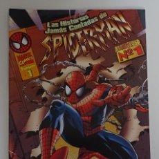 Cómics: COMIC DE LAS HISTORIAS JAMÁS CONTADAS DE SPIDERMAN (Nº 1) - FORUM. Lote 277730978