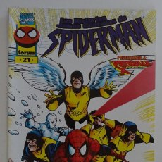 Cómics: COMIC DE LAS HISTORIAS JAMÁS CONTADAS DE SPIDERMAN (Nº 21) - FORUM. Lote 277735458