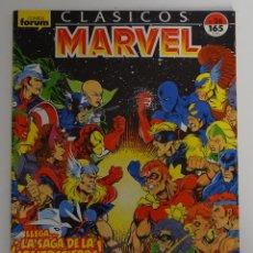 Cómics: COMIC DE CLÁSICOS MARVEL (Nº 26) - FORUM. Lote 277736683