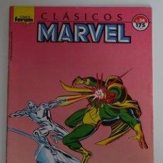 Cómics: COMIC DE CLÁSICOS MARVEL (Nº 34) - FORUM. Lote 277737473