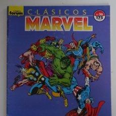 Cómics: COMIC DE CLÁSICOS MARVEL (Nº 35) - FORUM. Lote 277737498