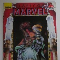 Cómics: COMIC DE CLÁSICOS MARVEL (Nº 40) - FORUM. Lote 277737628