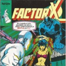 Cómics: FORUM - FACTOR X Nº 30 AÑO 1989 BUEN ESTADO. Lote 277750278