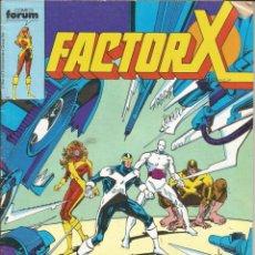 Cómics: FORUM - FACTOR X Nº 27 AÑO 1989 BUEN ESTADO. Lote 277751813