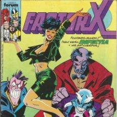 Cómics: FORUM - FACTOR X Nº 28 AÑO 1989 BUEN ESTADO. Lote 277752048