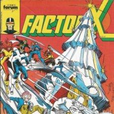 Cómics: FORUM - FACTOR X Nº 26 AÑO 1989 BUEN ESTADO. Lote 277752238