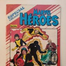 Cómics: MARVEL HÉROES - ESPECIAL VERANO. Lote 277832798