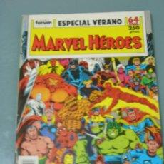 Cómics: MARVEL HEROES ESPECIAL VERANO.. Lote 277841053