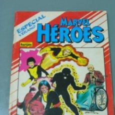 Cómics: MARVEL HEROES ESPECIAL VERANO.. Lote 277841188