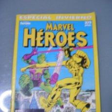 Cómics: MARVEL HEROES ESPECIAL INVIERNO.. Lote 277841383