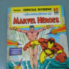 Cómics: MARVEL HEROES ESPECIAL INVIERNO.. Lote 277841508