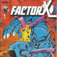 Cómics: FORUM - FACTOR X Nº 32 AÑO 1989 BUEN ESTADO. Lote 277857688