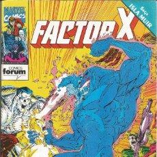 Cómics: FORUM - FACTOR X Nº 54 AÑO 1989 BUEN ESTADO. Lote 277857748