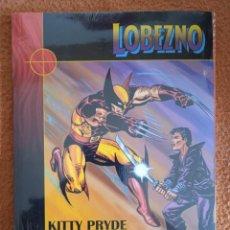 Cómics: KITTY PRIDE & LOBEZNO- CHRIS CLAREMONT-ALLEN MILGROM. Lote 278233008