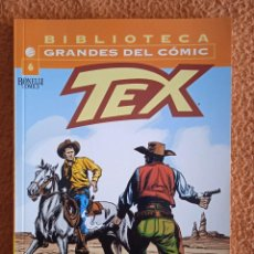 Cómics: BIBLIOTECA GRANDES DEL COMIC TEX 6. Lote 278266353