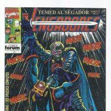 Cómics: LOS VENGADORES 132, 1993, FORUM, MUY BUEN ESTADO. Lote 278274708