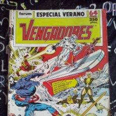 Cómics: FORUM - VENGADORES VOL.1 ESPECIAL VERANO 1989. Lote 278348533