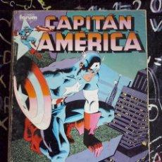 Cómics: FORUM - CAPITAN AMERICA VOL.1 RETAPADO CON LOS NUM. 31 AL 35 ( NUM. 31-32-33-34-35 ). Lote 278350753