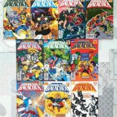 Cómics: OPERACIÓN: TORMENTA GALACTICA. SL DE 10 COMICS. COMICS FORUM 1992. Lote 278374808