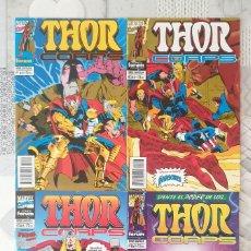 Cómics: THOR CORPS DE TOM DEFALCO. SL DE 4 COMICS. COMICS FORUM 1994. Lote 278379768