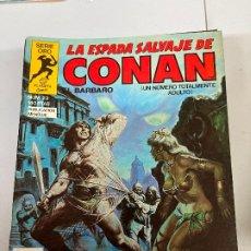 Comics: FORUM LA ESPADA SALVAJE DE CONAN NUMERO 23 MUY BUEN ESTADO. Lote 278389333