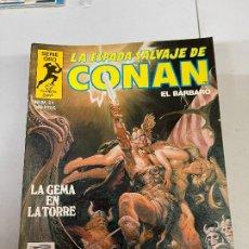 Comics: FORUM LA ESPADA SALVAJE DE CONAN NUMERO 21 MUY BUEN ESTADO. Lote 278389403