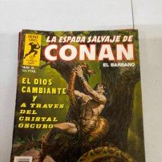 Comics: FORUM LA ESPADA SALVAJE DE CONAN NUMERO 15 MUY BUEN ESTADO. Lote 278389688
