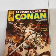 Comics: FORUM LA ESPADA SALVAJE DE CONAN NUMERO 10 BUEN ESTADO. Lote 278389833