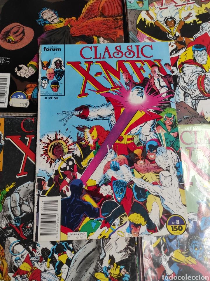 Cómics: CLASSIC X MEN - LOTE DE 29 EJEMPLARES -Nº 1 AL 29 - ED. FORUM AÑOS 90 - Foto 2 - 278390563