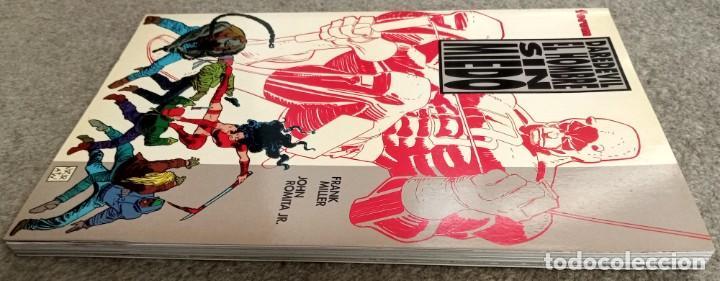 Cómics: DAREDEVIL: EL HOMBRE SIN MIEDO por Frank Miller y John Romita JR. - Foto 2 - 278391848