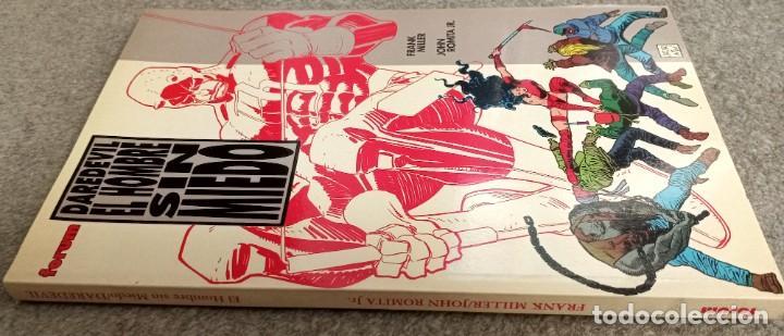 Cómics: DAREDEVIL: EL HOMBRE SIN MIEDO por Frank Miller y John Romita JR. - Foto 3 - 278391848
