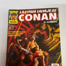 Cómics: FORUM LA ESPADA SALVAJE DE CONAN NUMERO 146 MUY BUEN ESTADO. Lote 278393273