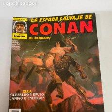Cómics: FORUM LA ESPADA SALVAJE DE CONAN NUMERO 141 MUY BUEN ESTADO. Lote 278393513