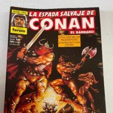 Cómics: FORUM LA ESPADA SALVAJE DE CONAN NUMERO 133 MUY BUEN ESTADO. Lote 278393978