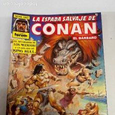 Cómics: FORUM LA ESPADA SALVAJE DE CONAN NUMERO 132 MUY BUEN ESTADO. Lote 278394013
