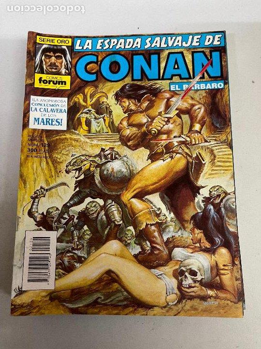 FORUM LA ESPADA SALVAJE DE CONAN NUMERO 129 MUY BUEN ESTADO (Tebeos y Comics - Forum - Conan)