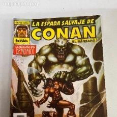 Cómics: FORUM LA ESPADA SALVAJE DE CONAN NUMERO 123 MUY BUEN ESTADO. Lote 278394668